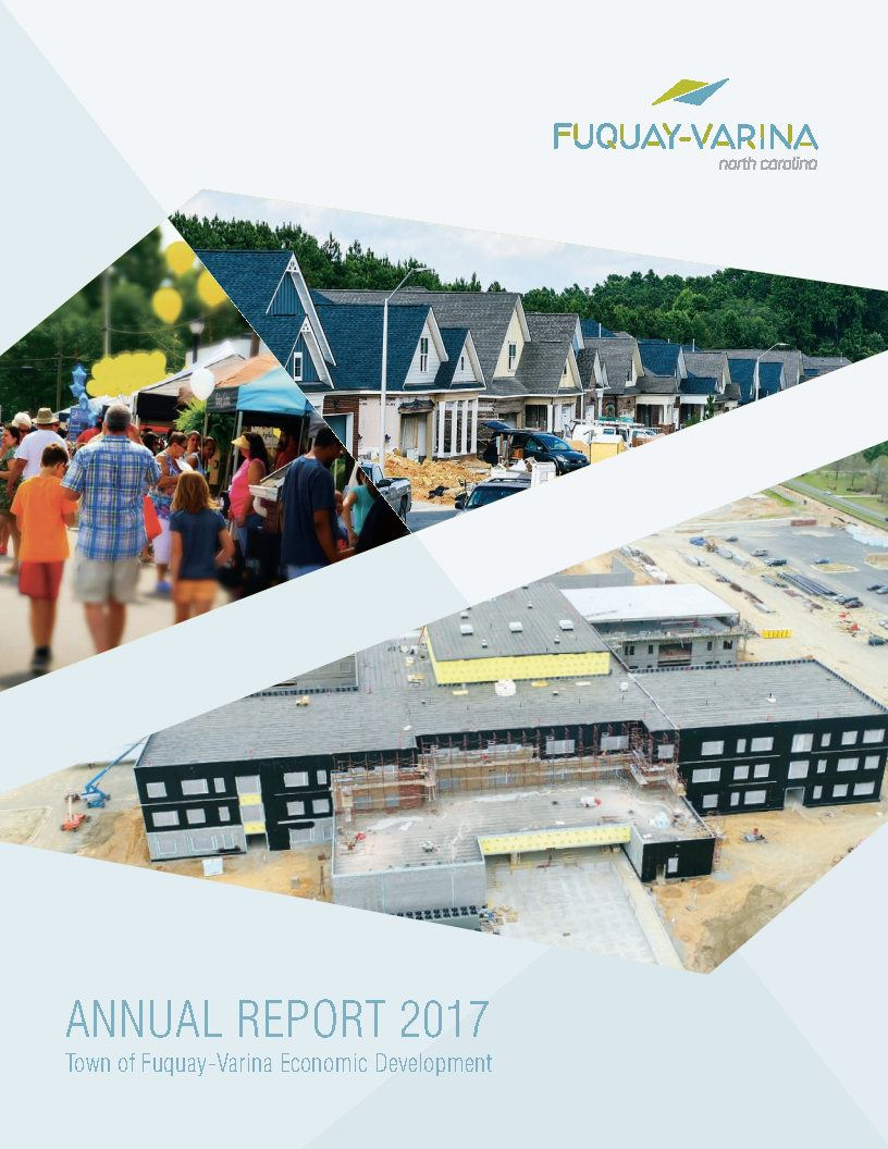 Cover Page 2017 ED Annual Report