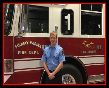 Firefighter II Matthew Edwards