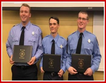 2019 Wake Co. Fire Academy Graduates