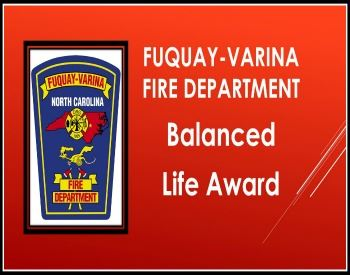 Balanced Life Award Clip Art