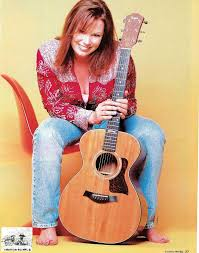 suzy bogguss with guitar