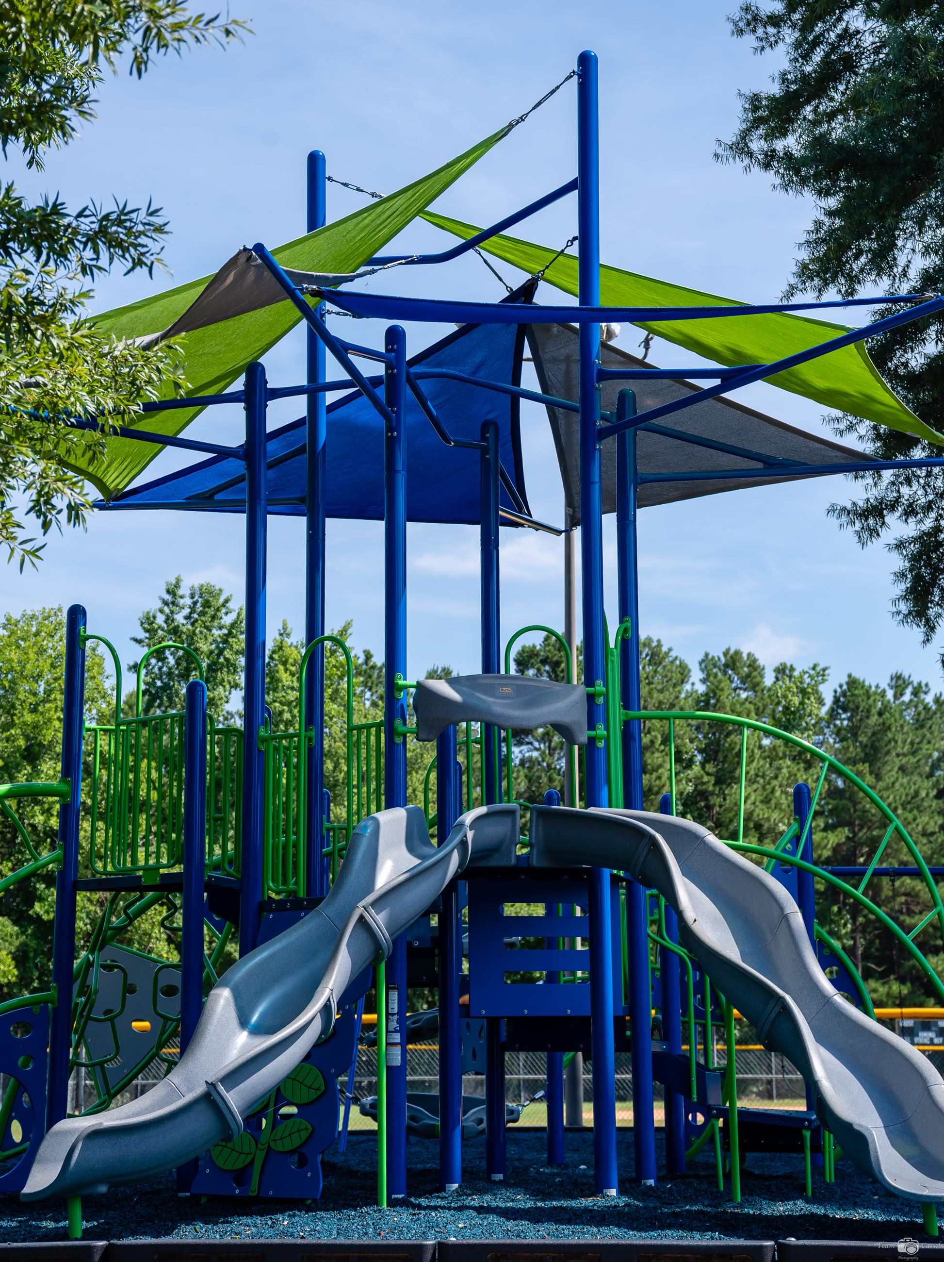 Playground at Action Park