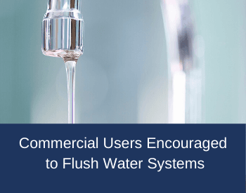 Flush Water Systems
