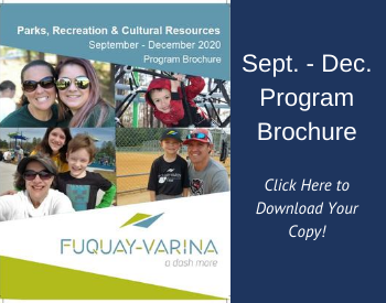 Sept. - Dec. Program Brochure