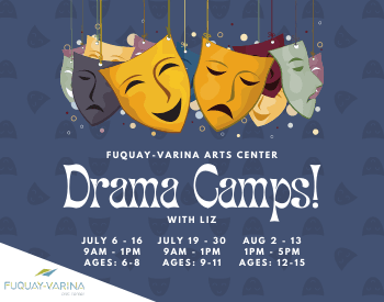 Drama Camp News Flash