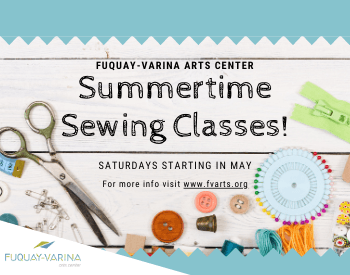 Sewing Classes News Flash