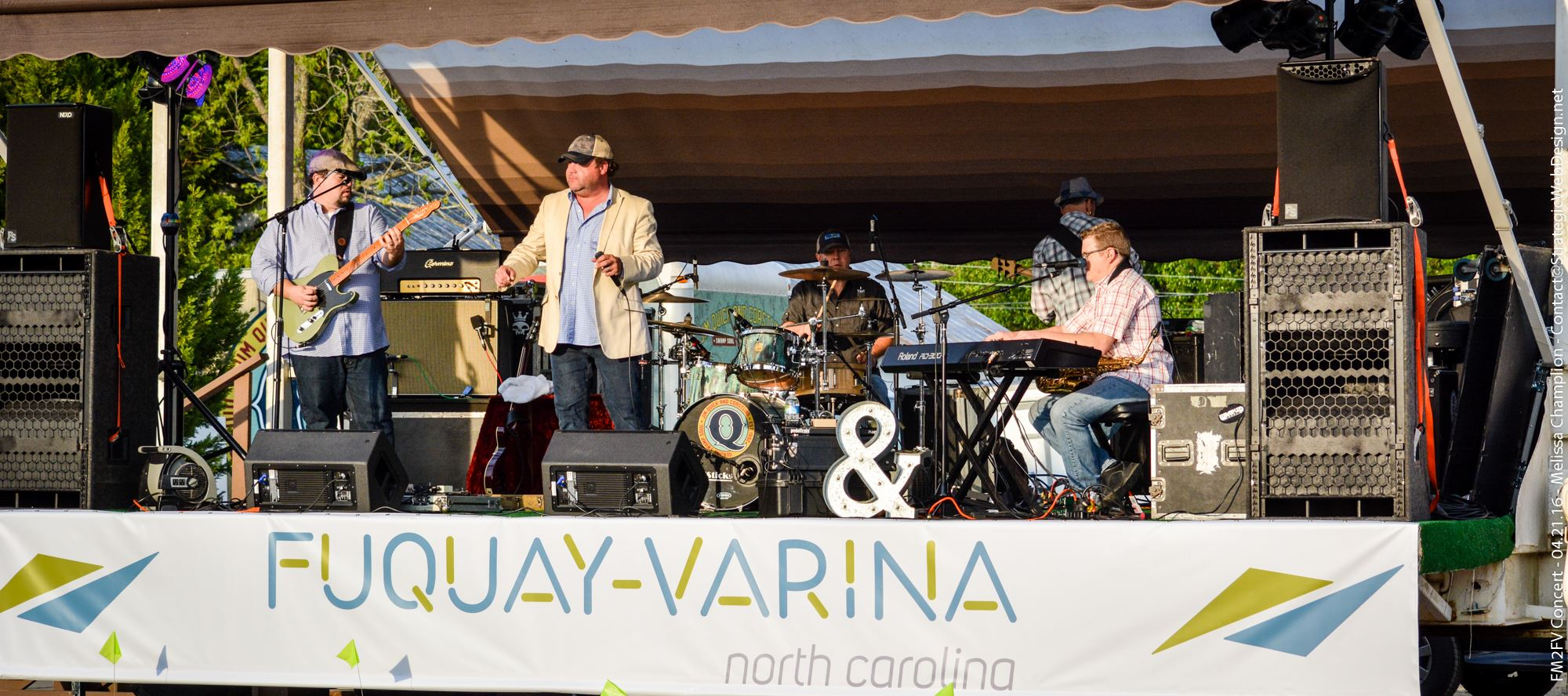 Follow Me 2 Fuquay-Varina Concert Performance