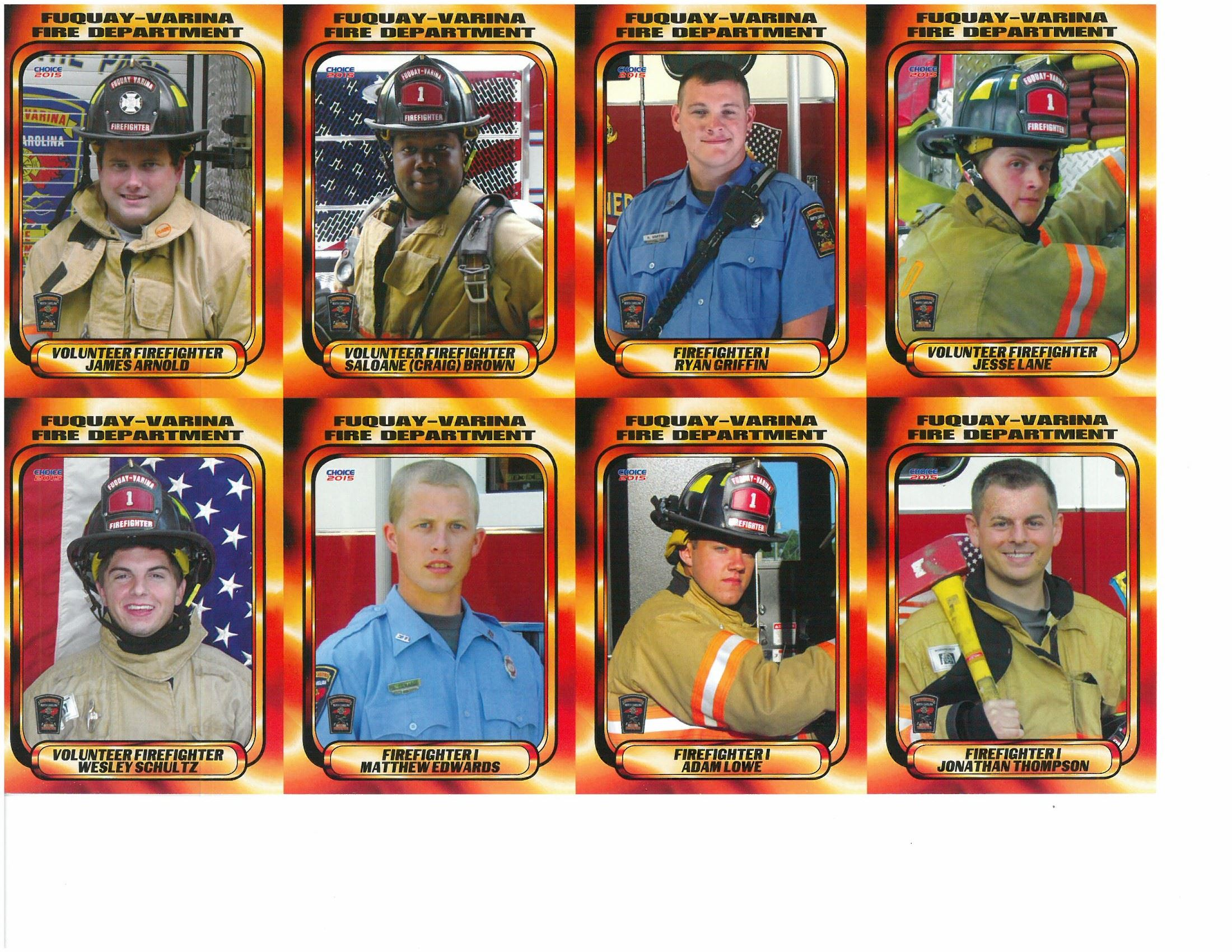 2015 Trading Cards