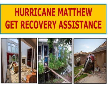 Hurricane Matthew Recovery Program