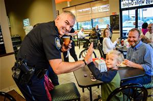 FVPD Coffee with a Cop